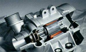 Elektroniczna pompa wodna BMW ma wiele zalet i pozwala oszczędzać paliwo